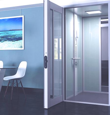 Les ascenseurs de maison, élévateurs PMR, monte-charges: une autre façon d'améliorer l'accessibilité