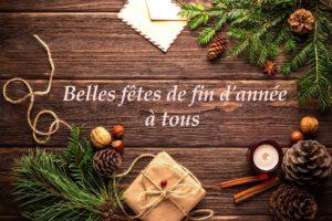 CANTILLON TECH vous souhaite de très belles fêtes!